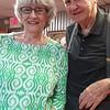 Betty Fink Eury and Jack Vanderburg