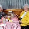 Betty Honeycutt Singletary and Cleona Barringer Lowder
