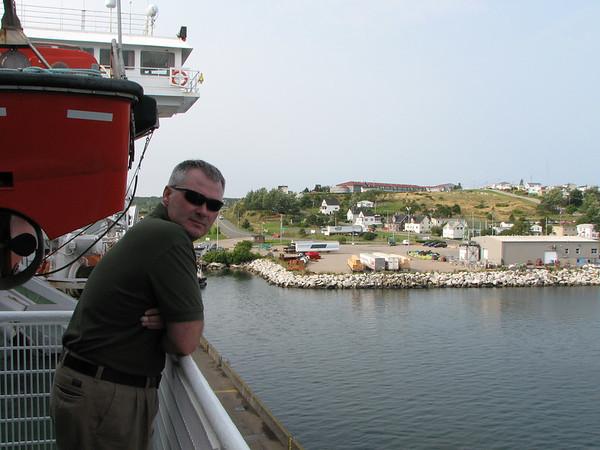 Gerald - Argentia Ferry