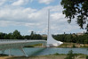 Sundial Bridge at Turtle Bay Park