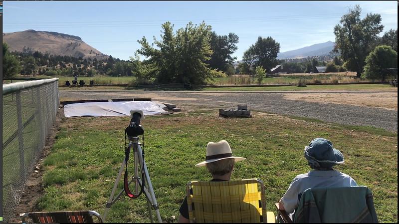 2017: Oregon for solar eclipse