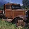 Old Ford truck, Stehekin, Washington