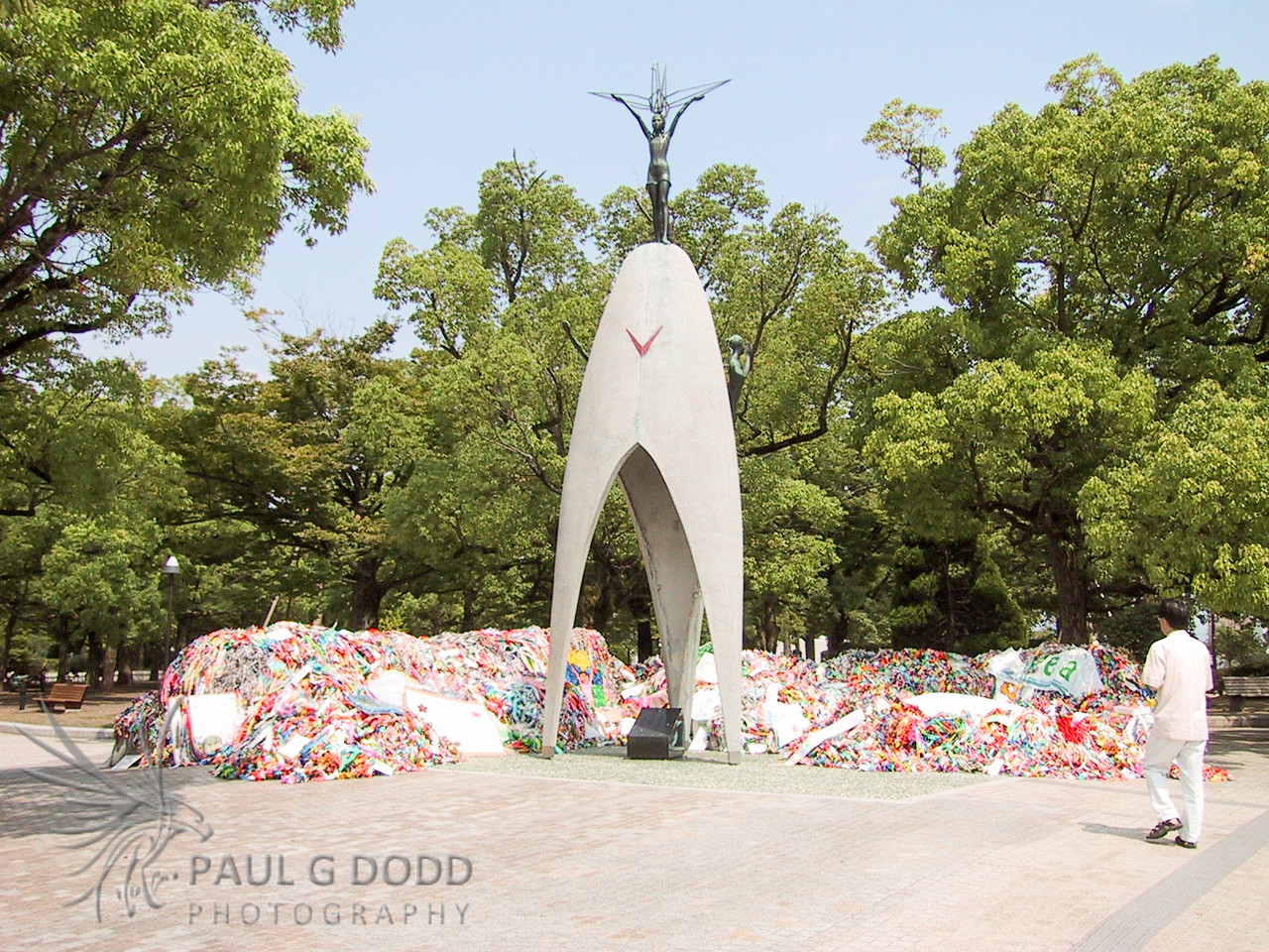 Children's Peace Monument, Hiroshima Peace Park