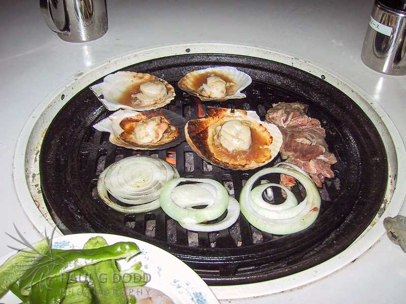 Shichirin (Japanese barbeque)