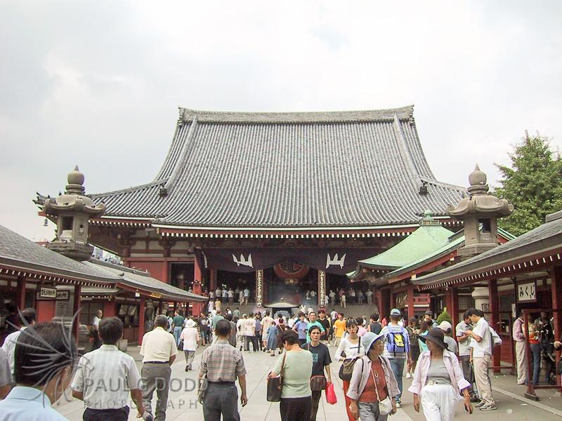 Sensoji Temple, Tokyo