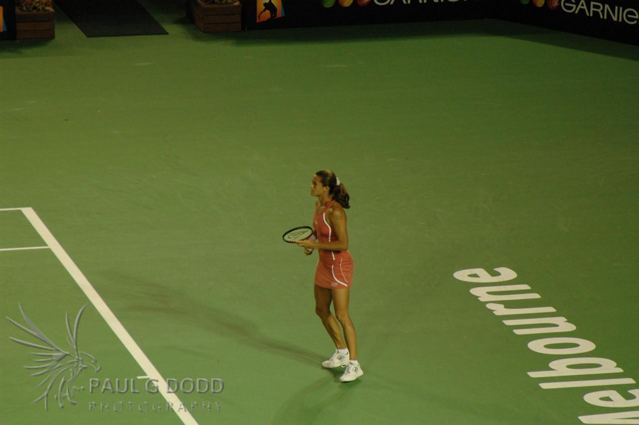 Australian Open 2006, Women's Semi-finals - Amélie Mauresmo