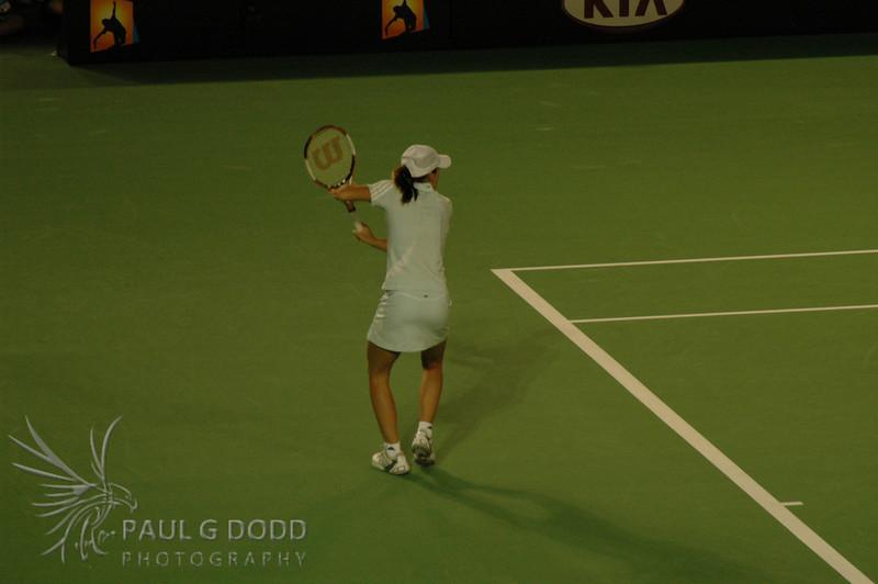 Austrlian Open 2006, Women's Final - Justine Henin