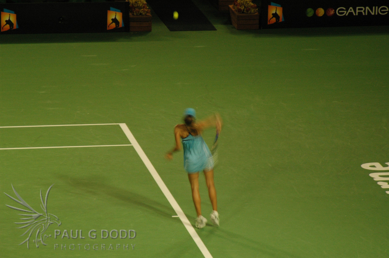 Australian Open 2006, Women's Semi-finals - Maria Sharapova