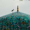 Painted Stork, Islamic Arts Museum, Malaysia
