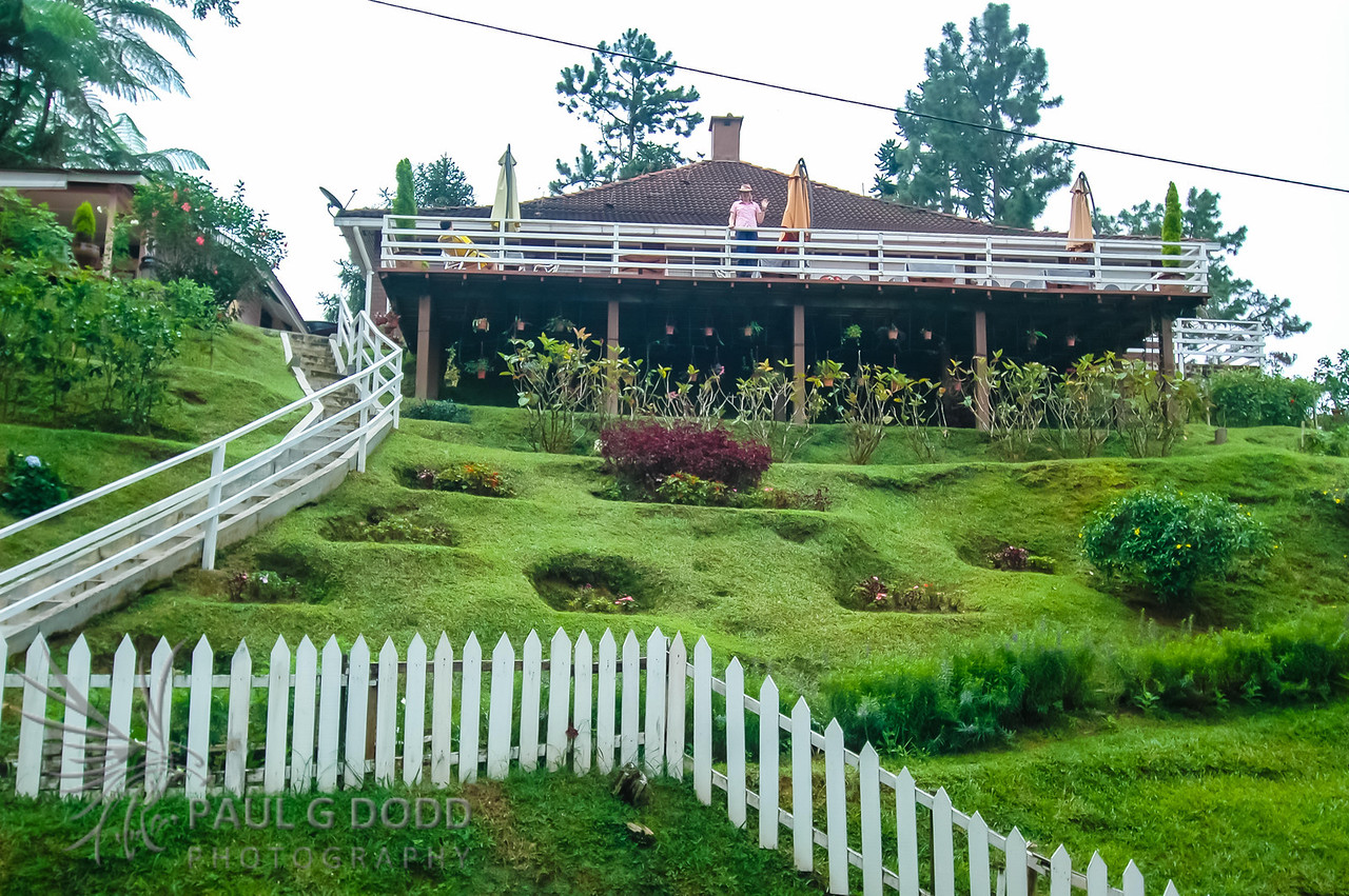 Maxwell Hill (Bukit Larut), Perak, Malaysia