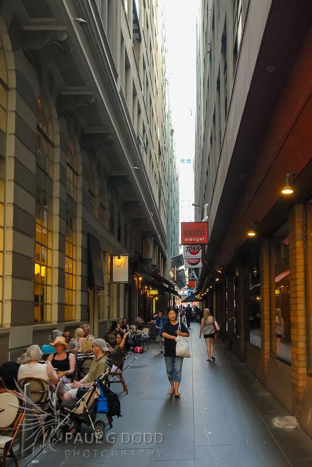 The Walk, Melbourne