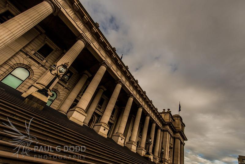Parliament House, Melbourne