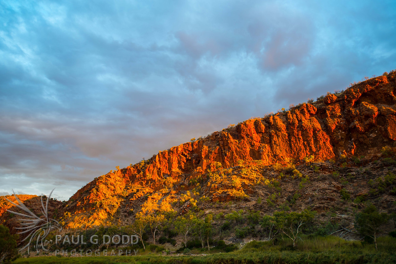 Glen Helen Gorge, Northern Territory