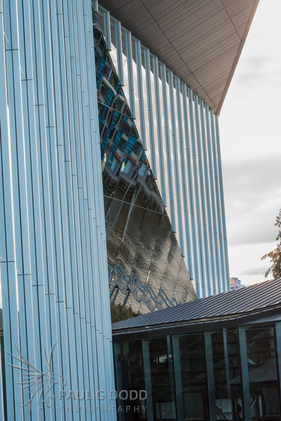 Melbourne Exhibition and Convention Centres, Docklands
