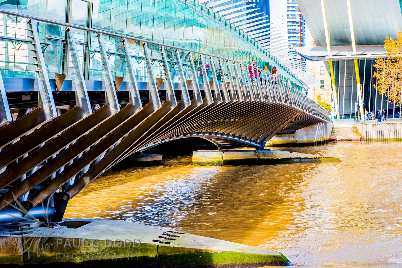 Spencer Street Footbridge