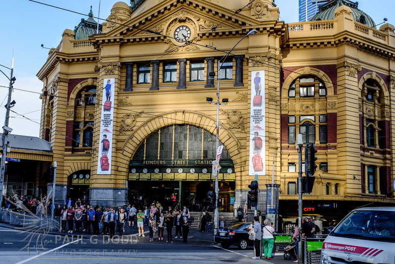 Flinders Street Station, Melbourne