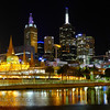 Melbourne Skyline (south-eastern CBD)