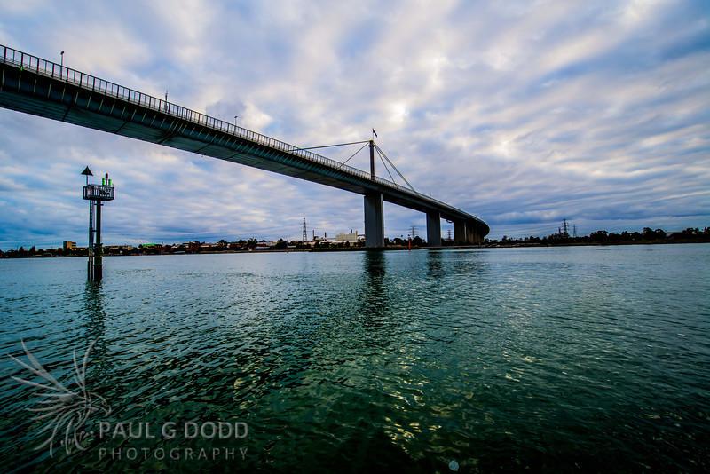 West Gate Bridge, Melbourne