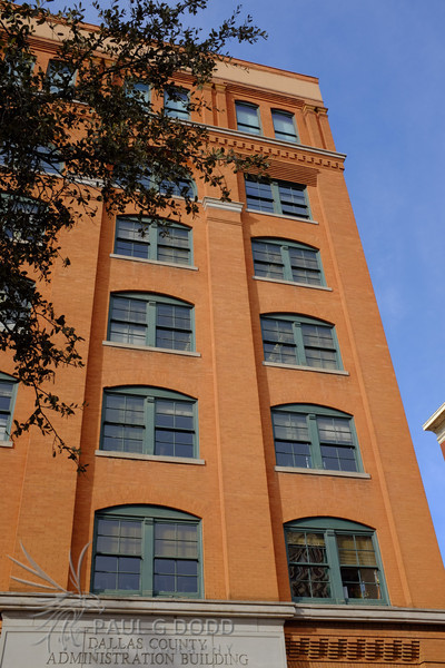 Texas Schoolbook Depository building.