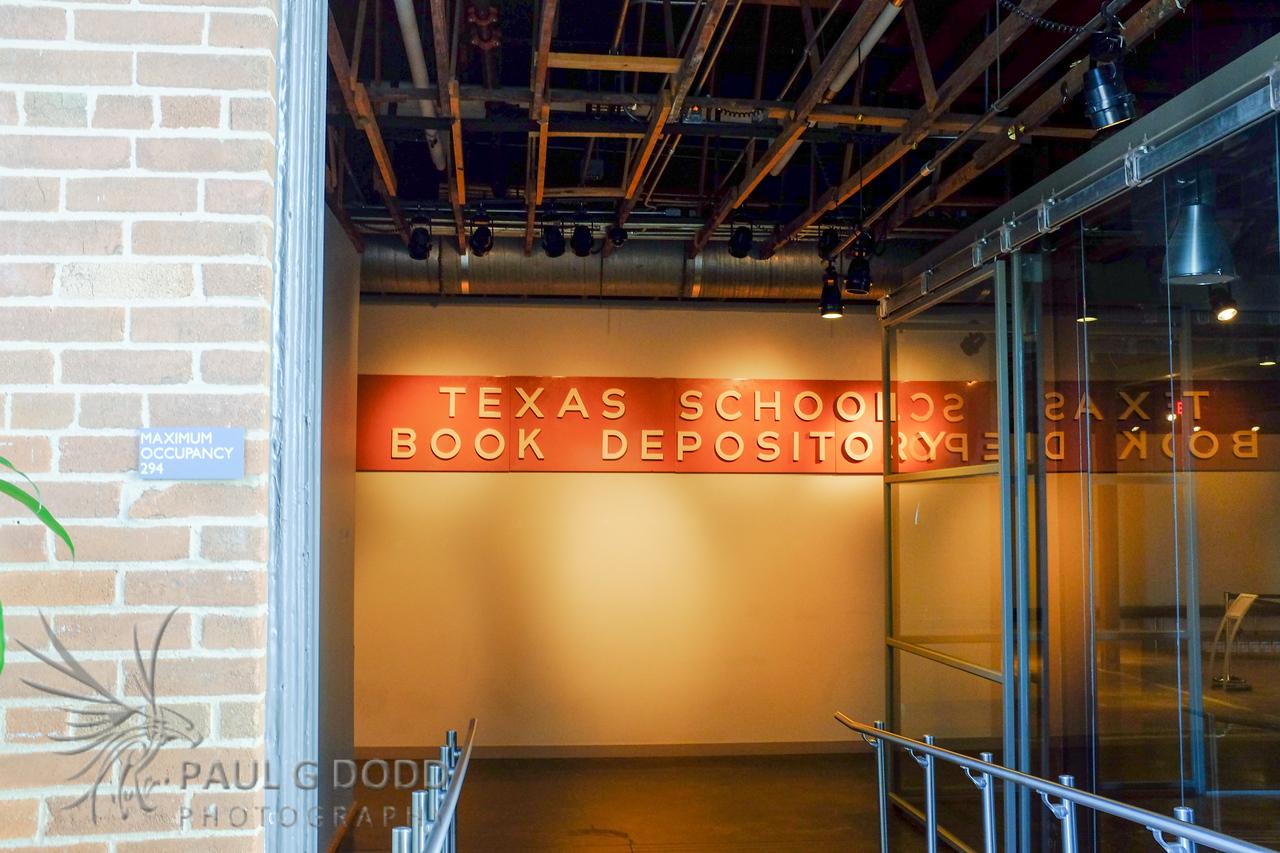 Sixth floor, Texas Schoolbook Depository.