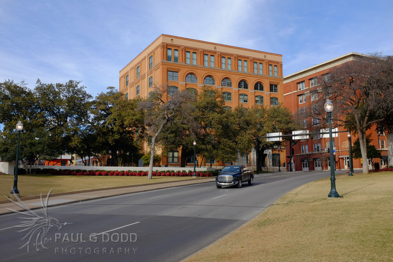 The Texas Schoolbook Depository.