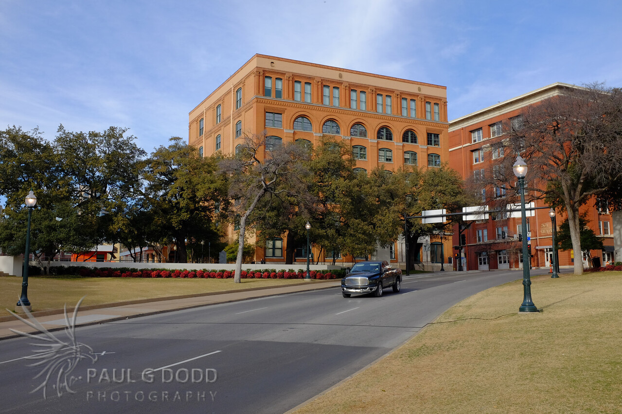 The Texas Schoolbook Depository.