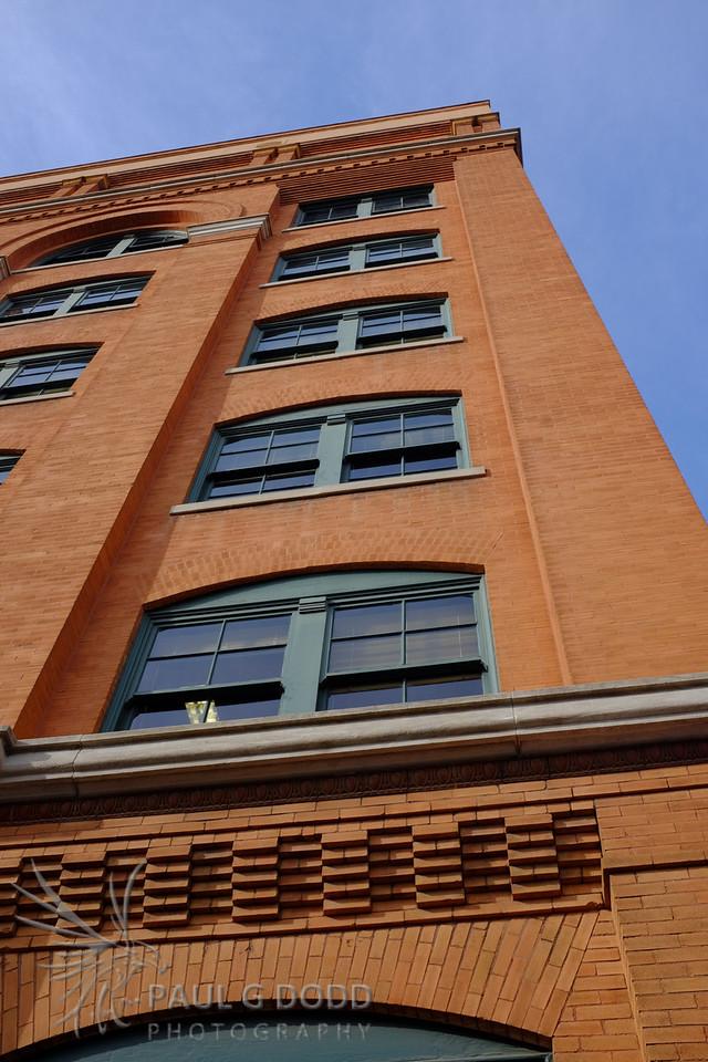 Texas Schoolbook Depository building.