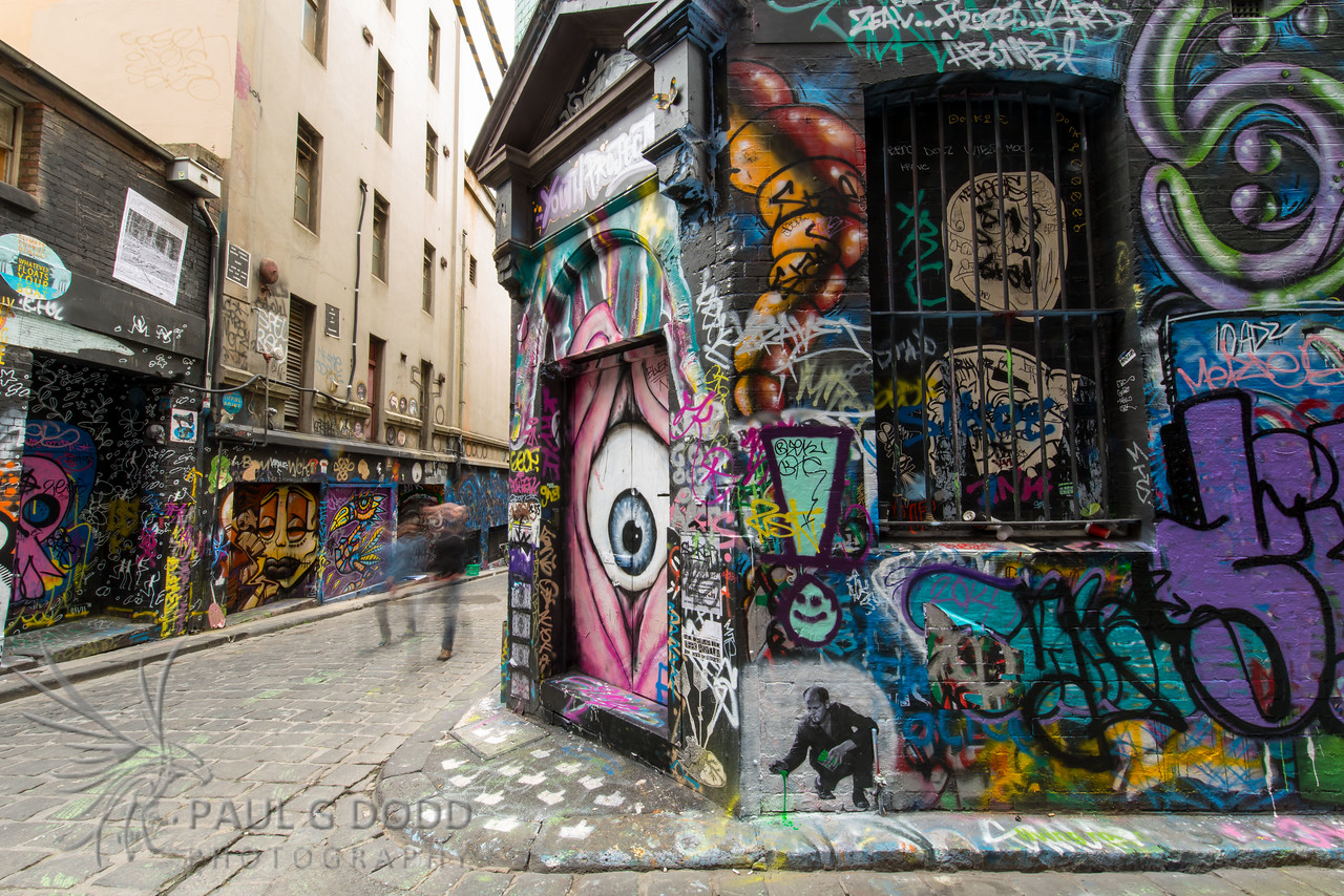 Rutledge Lane, Melbourne
