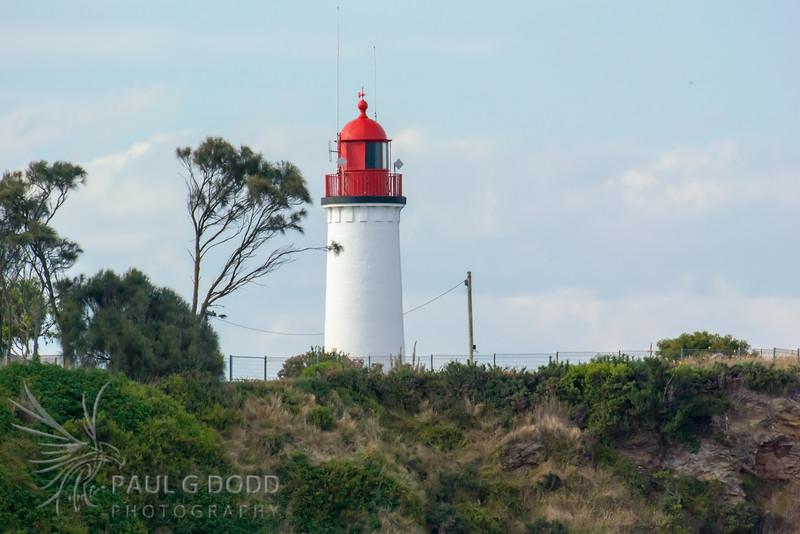 Portland Harbour Lighthouse