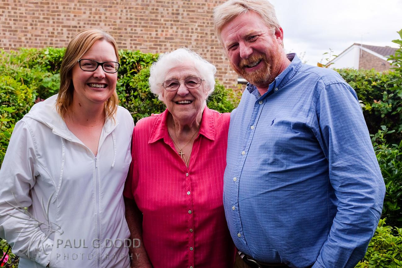 Ruth, Barbara, Paul