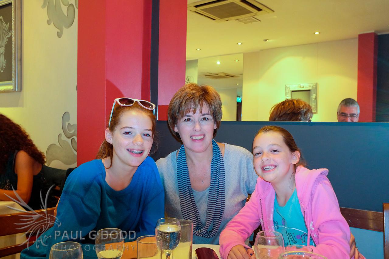 Katie, Julie and Olivia