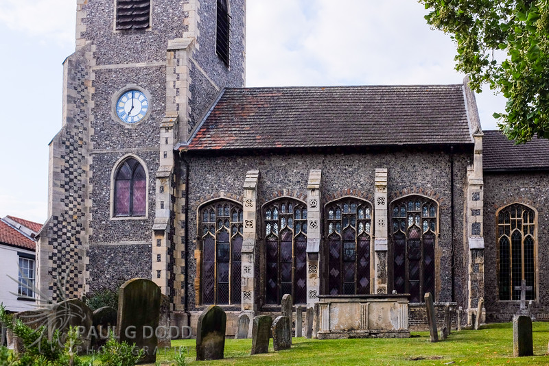 St Peter's, Thetford