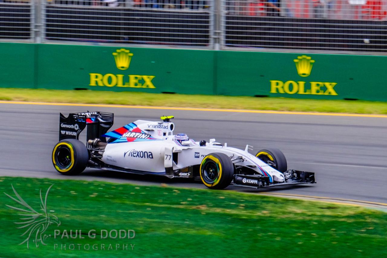 Valtteri Bottas: Williams