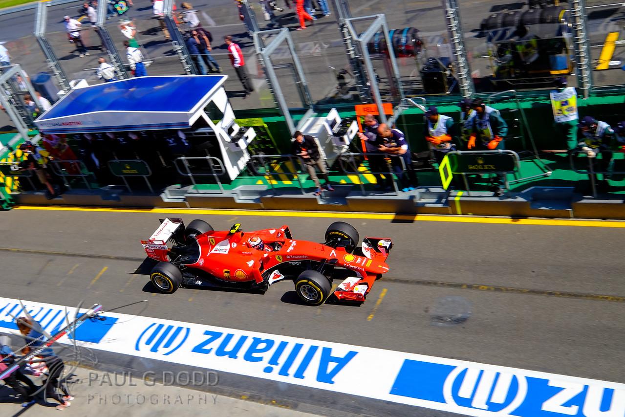 Kimi Räikkönen: Scuderia Ferrari