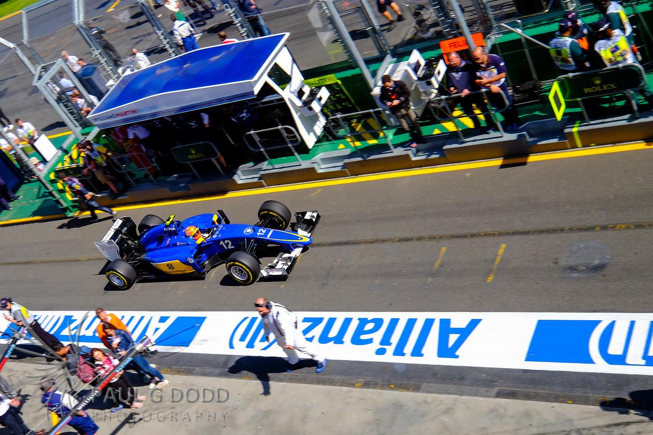 Felipe Nasr: Sauber