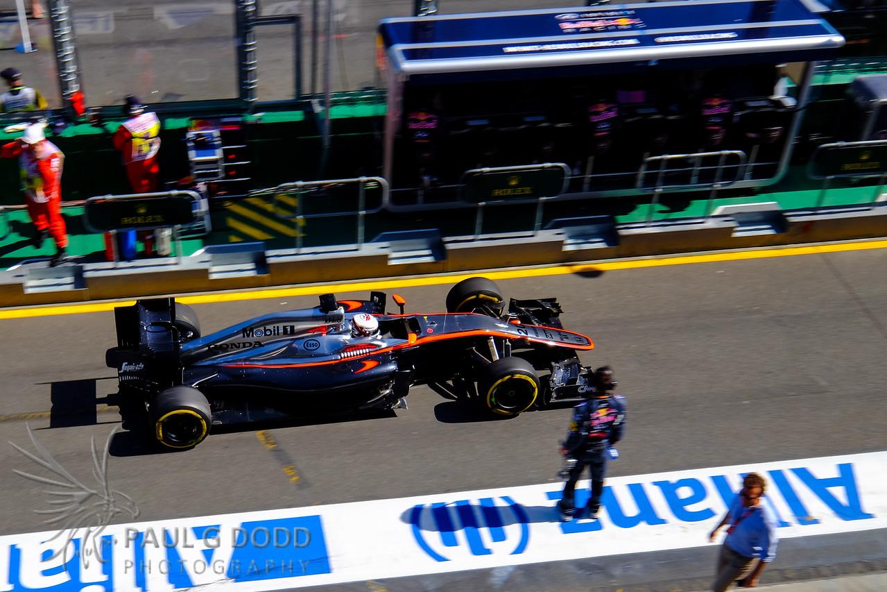 Kevin Magnussen: McLaren