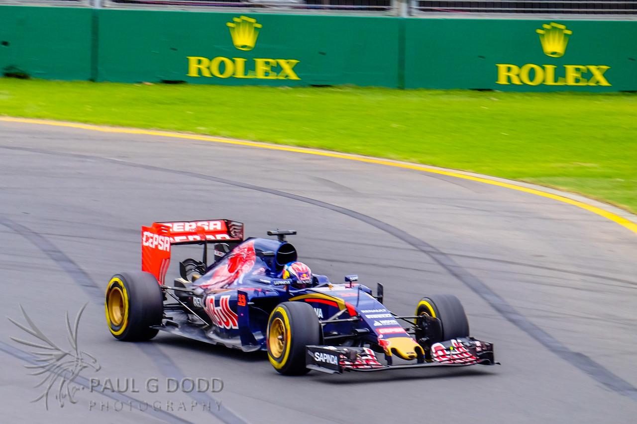 Max Verstappen: Scuderia Toro Rosso