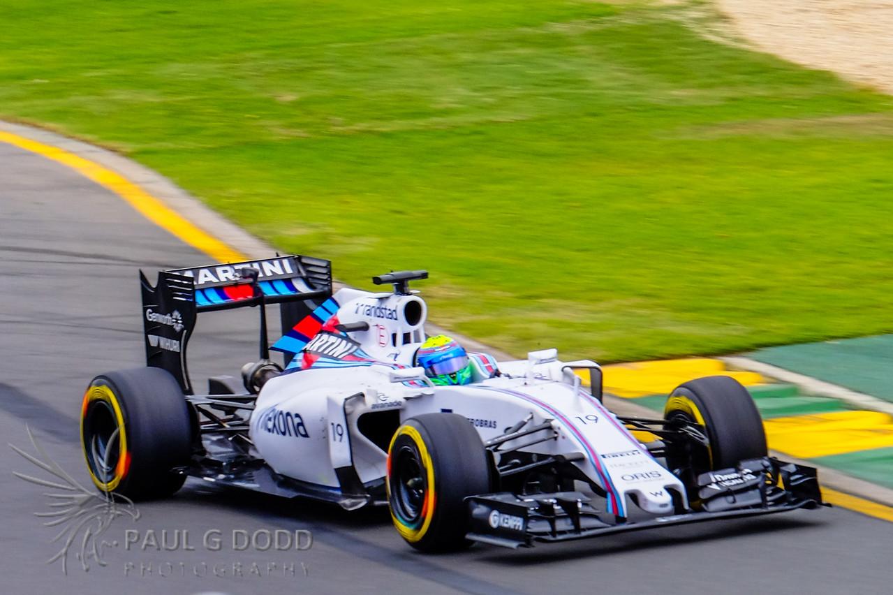 Felipe Massa: Williams