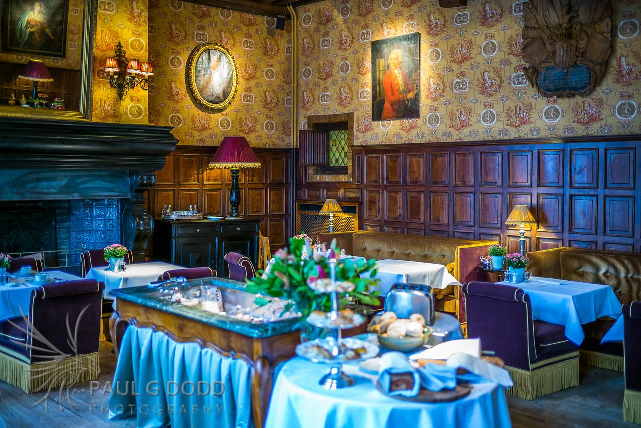 Hotel De Orangerie, Bruges, Belgium