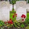 Buttes New British Cemetery, Passchendaele, Belgium