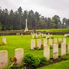 Polygon Wood Cemetery, Passchendaele, Belgium