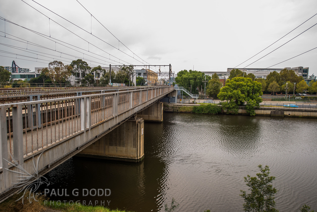 Cremorne Railway Bridge, South Yarra/Cremorne
