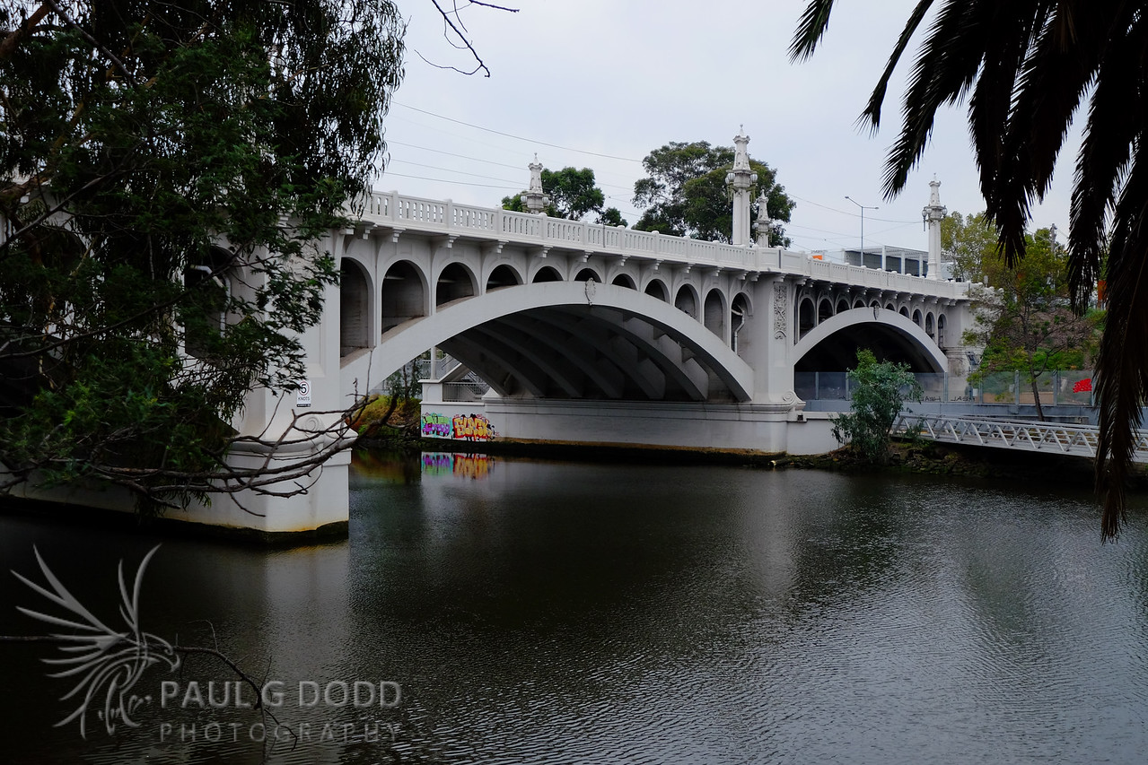 Church Street Bridge, South Yarra/Richmond