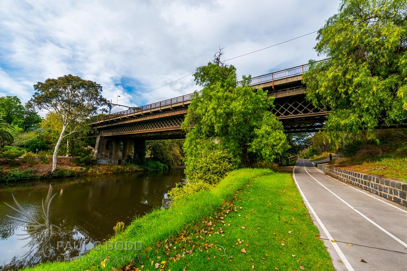 Hawthorn (Bridge Road) Bridge