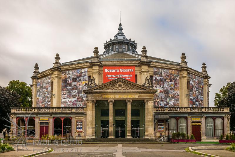 Cirque Jules Verne, Amiens