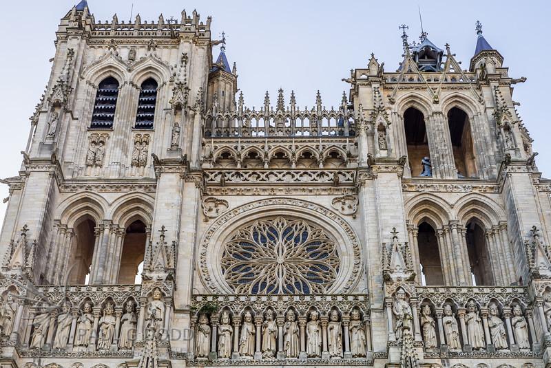 Basilique Cathédrale Notre-Dame d'Amiens