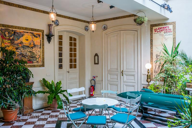 Maison de Jules Verne, Amiens