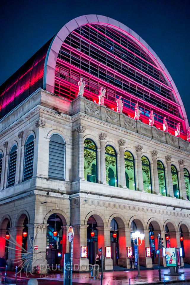 Opéra Nouvel, Lyon