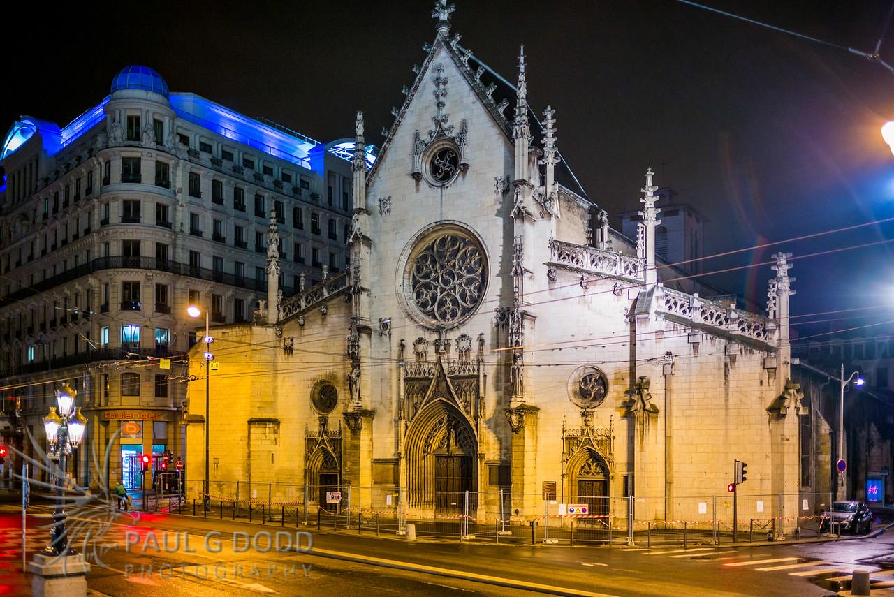 Sanctuaire Saint Bonaventure, Lyon