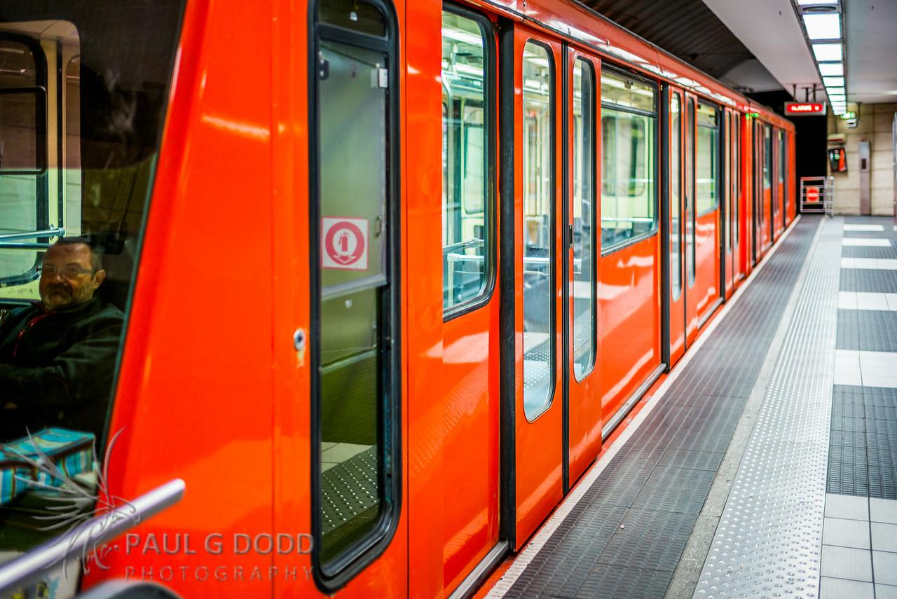 Funicular, Lyon